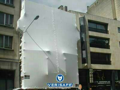 Scaffolding wrapping