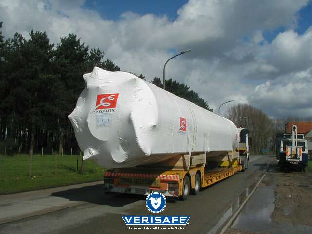 Transport shrink wrap