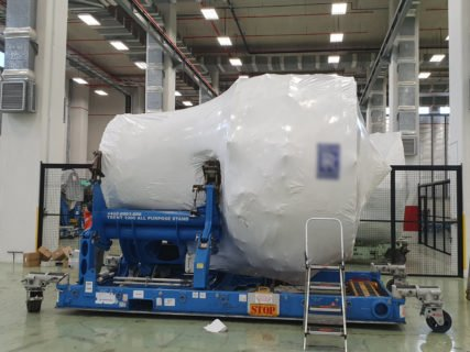 Aviation shrink wrap