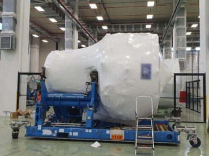 Aerospace and aviation wrap
